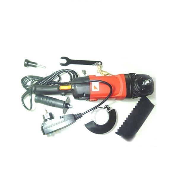 China 125mm 1200W High-Power Wet Electric Mini Angle Grinder
