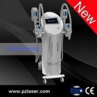 Cheap Professional 4 hand pieces cryolipolysi fat freezing / cryolipolysi slimming machine for sale
