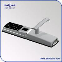 Cheap Fingerprint Biometric Locks B5 Silvery for sale