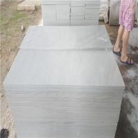 Cheap High Quality 100% Natural Gray White Sandstone Paver Tiles for sale