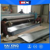Buy cheap Corrugated Roofing Sheet Galvanized Corrugated Sheets from wholesalers