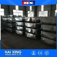 Buy cheap Corrugated Galvanized Steel Roofing Sheet from wholesalers