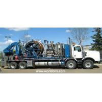 Buy cheap Kenworth T800 Truck Mounted Coiled Tubing Unit for Sale from wholesalers