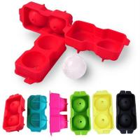 Cheap silicone ice glass mould tray for ice glasses and fda grade silicone ice glass mold for sale