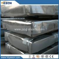Cheap color galvanized corrugated iron sheet for sale