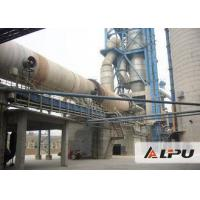 Cheap Rotary Kiln 16-5000 T / D Active Lime Rotary Kiln for Metallurgy And Chemical Industry for sale