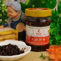 Cheap Chinese Prickly Ash Fermented Soya Beans Chili Sauce for sale