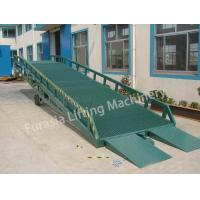 Cheap Mobile Loading Ramp 6tons -15tons Mobile loading ramp for sale