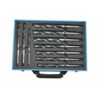 Buy cheap 10Pcs HSS Taper Shank Drill Set from wholesalers