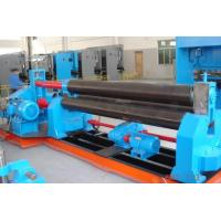 Buy cheap SW11 Mechanical Symmetry Three-roller Rolling Machine For Sheet Metal from wholesalers