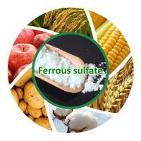 Buy cheap Agriculture Grade Crop Ferrous Sulfate from wholesalers