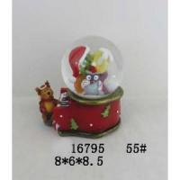 Cheap Polyresin Waterglobe Item no.:16795 for sale