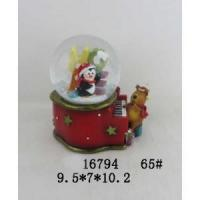 Cheap Polyresin Waterglobe Item no.:16794 for sale