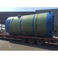 Cheap Integral prefabricated pumping station for sale