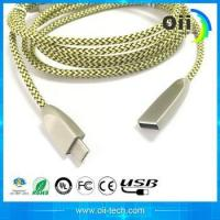 Cheap 2016 High quality Braided USB Cable cable for iPhone for sale