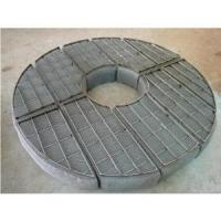 China Wire mesh Demister /oil and air mist eliminator on sale