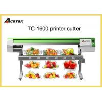 TC-1600 Large Format Outdoor 1.52m Label Cutting Plotter Printer