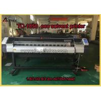 Cheap TC-1850 Hot Sale 1.8m DX5 Outdoor Indoor Small ECO Solvent Printer for sale
