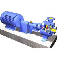 Buy cheap Horizontal Stainless Steel Non Clog Centrifugal Pump For Paper Machinery from wholesalers