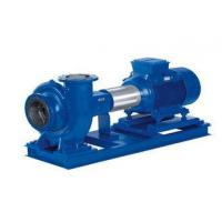 Buy cheap Ductile Iron No Clog Centrifugal Water Pump for Pumping Clean Water ISO9001 from wholesalers