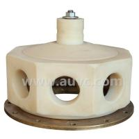 Cheap Good Performance Anti-Corruption Nylon Brass Water Rotating Sprinkler Head Types for sale