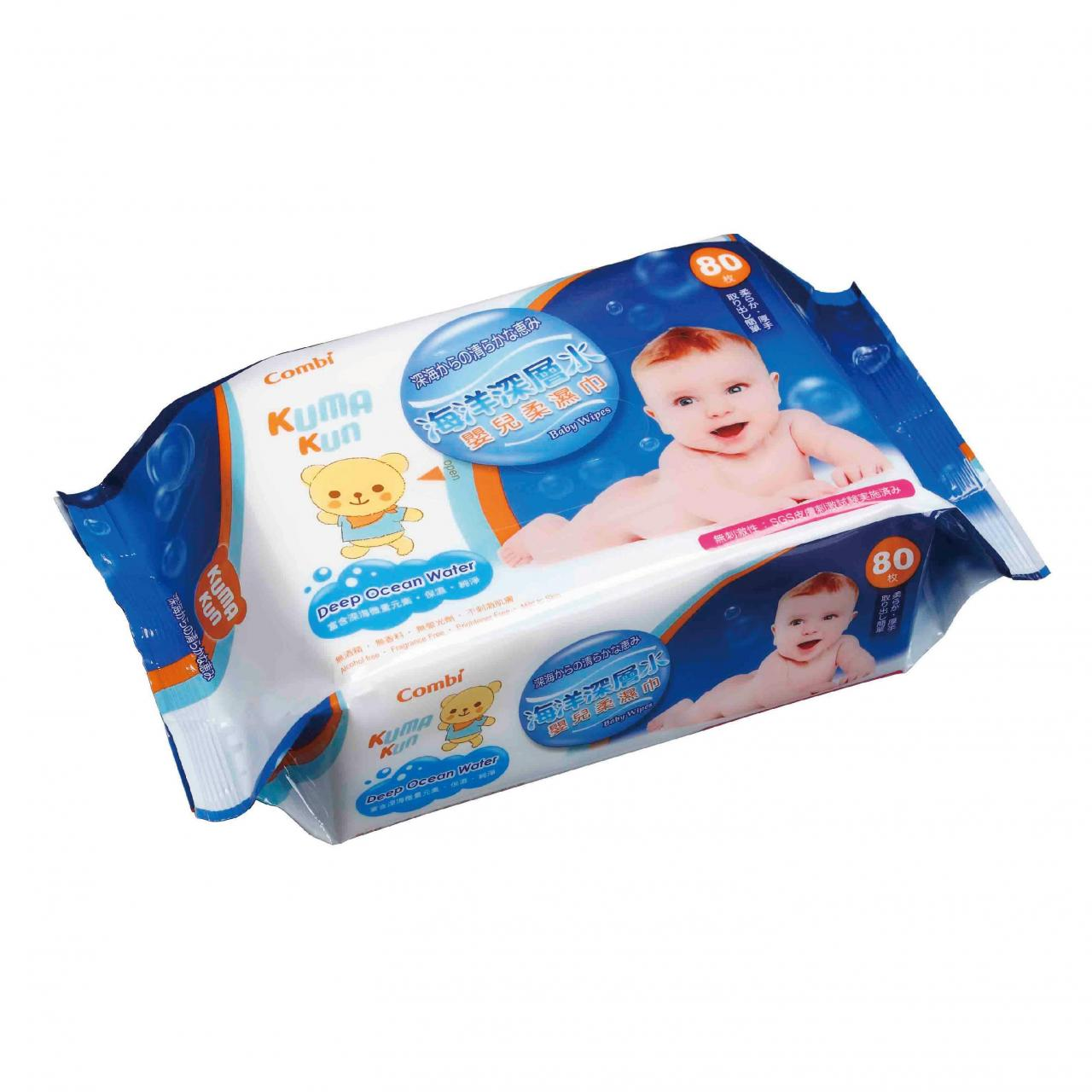 China Baby Wipes - 80 pcs individual pack on sale