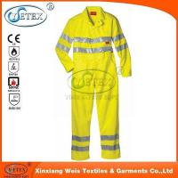 Cheap Safety workwear Ysetex hi vis fire retardant industrial overall safety workwear with reflective tape for sale