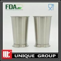 NEW Stainless Steel Reusable Pint Cups Wine Glasses Beer Mugs 16OZ /480ML