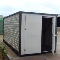 Container Houses Prefab Mobile Office, Foldable Prefab Mobile Office