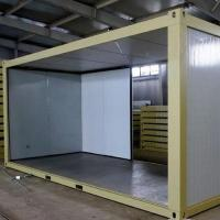 Cheap Container Houses 20ft Modular Container Homes From China Supplier for sale
