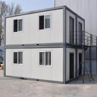 Cheap Container Houses Flat Pack Prefab Container House for sale