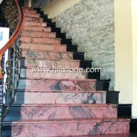 Cheap Stone Stairs Chinese Muliticolor Red wholesale