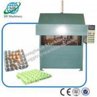Cheap Semi-Automatic Reciprocating Egg Tray Machinery Pulp Molding Machine SHW-700 for sale