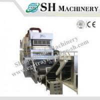 Cheap Eight Platens Water Saving Egg Tray Machine for Low Labor Cost SH-6000 for sale