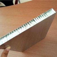 Cheap 20mm Thickness Mill Finish Aluminium Honeycomb Panels for sale