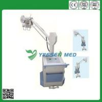 Cheap YSX50M Cable and remote wireless radiography control medical mobile x ray machine for sale