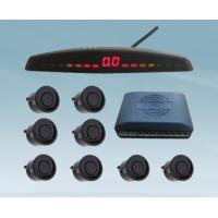 Cheap Front&Back WS888 Front&Rear LED display Parking sensor with 8 sensors for sale