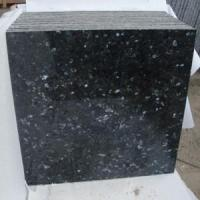 Cheap Tile Blue Pearl Granite Tile For Countertops -A for sale