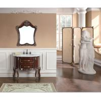 China Hot Sell New Classical Bathroom Vanity Furniture on sale