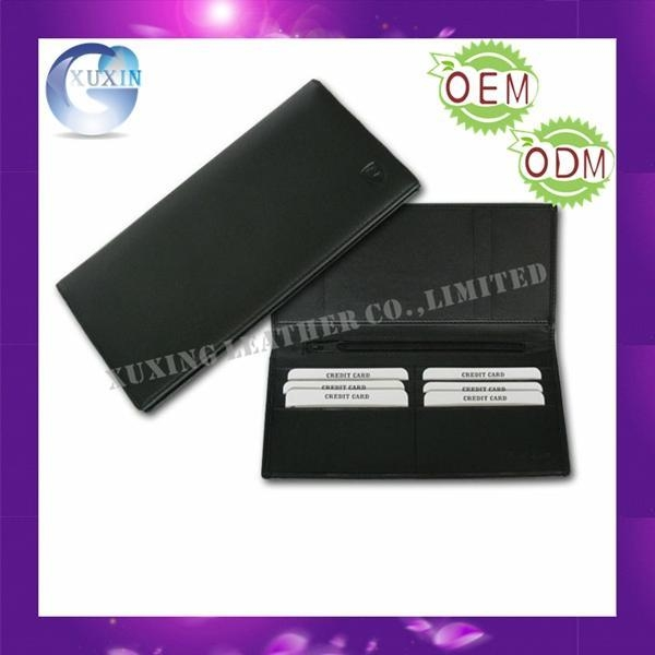 Quality checkbook cover HZB027 wholesale