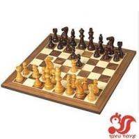 Cheap Chess Set, Excalibur Deluxe Wooden Model No.: SY11002 for sale