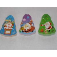 China Christmas Compressed Towel with Santa Claus Design (YT-631) on sale
