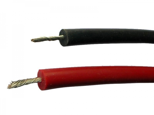 Rubber Insulated Cable : High voltage resistant silicone rubber insulated cables of