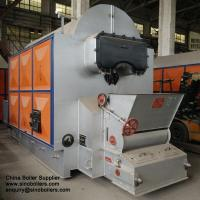 Cheap 1-8t/h DZL packaged coal fired steam boiler for sale
