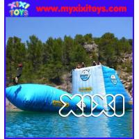 China WPK-012 Inflatable water jumping pillow on sale