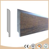 Cheap WPC Vinyl Flooring Baseboard moulding for laminate flooring for sale