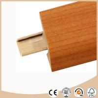 Cheap WPC Vinyl Flooring Flooring accessories Laminated Reducer for sale