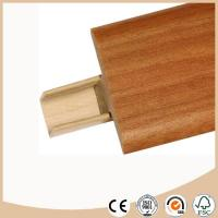 Cheap WPC Vinyl Flooring Flooring accessories Laminated T molding for sale
