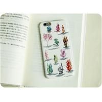 Cheap seabed seafloor vegetation Hard PC phone cases for sale