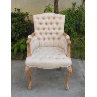 China Comfortable Leisure Wedding Fabric Decoration Armchairs Wood,Wedding Wood Armchairs on sale